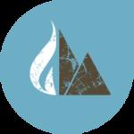 Logo Negawatt blau